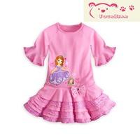 free shipping 2014 new arrive baby girl chiffon dresses cute children lace dress summer dress princesss dress and retail