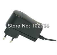 Free Shipping Worldwide plug 12V4A(48W) wall mount Power Adapter(YHY-PA124000) with Green LED indicator