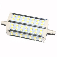 R7S 10W 42 SMD5050 118mm White LED light bulb 760-780lm  85-265V AC energy saving replace halogen floodlight