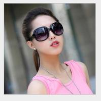 Joker woman sunglasses fashion   Free shipping