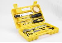 Free Shipping BOSI 8PC Case Household Tool Set Brand New