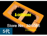 Refurbishment mould molds mold for iPhone 5 5G lcd display touch screen repair hold for UV glue/LOCA