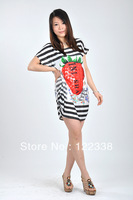 Free shipping the new 2013 the summer women's dresses  bershka  D8