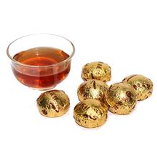 Special Grade 20pc Gold 120g 100% original taste Fermented Tea  Pu'er Tea  Chinese  Yunnan Puer Tea for Weight Loss, Health Care