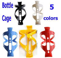 2013Bicycle Bottle Holde-5PCS&5Colors/lot Bike Bicycle Plastic Water Bottle HolderCage Rack of High Quality-DropShipping[t02045]