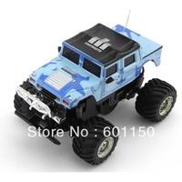 2014 New Brand Mini Radio Remote Control Simulated 4wd Cross-Country remote control Jeep toy car,black color