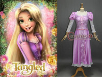 2013 Newest most popular Rapunzel princess dress for dance party
