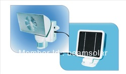 Solar PIR Motion Sensor Light(Hong Kong)