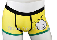 (C-188) the best discount cool cartoon cotton underwear, Boxer Shorts minimum order + FREE SHIPPING