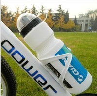 Mountain bike plastic water bottle dust cover bicycle giant plastic sports water bottle