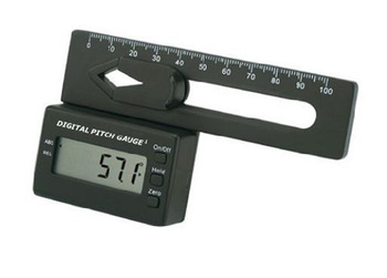 Free shipping-Main Blade W/LCD Display pitch gauge digital for  Align TREX 250 450 500 700 heli models