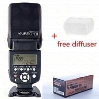 Newest!!!photographic equipment Yongnuo YN560III flash for Canon Nikon Pentax Olympus Panasonic
