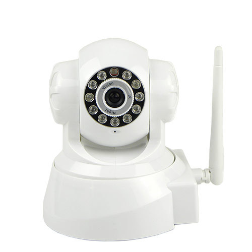 WIFI IP Camera Wireless Webcam Night Vision 2-way Audio Video IR M