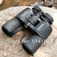 Boshile 10X50 Powerview Porro Prism Binoculars Optical Binocular Telescope 100%NEW - Free shipping