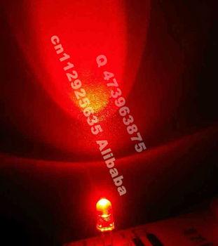 Wide angle 45-60 degree 5MM LED RED advertizing LED Display 620-630nm 1.8-2.2V 15-20mA led lamp