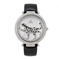 2014 Sale Hardlex Stainless Steel 20mm To 29mm New Smays Diamond Watches Leather Strap Women Ladies Quartz Watch Wristwatch