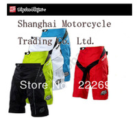 High Quanlity with Pad! 5pcs \ Lot 2013 Troy lee designs TLD Moto Shorts Bicycle Cycling MTB BMX DOWNHILL Offroad Short PantS