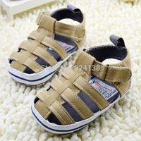 Free shipping,bule girl boy baby sandals soft sole toddler shoes for summer pre-walker first walker kids shoe 11/12/13cm