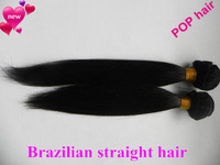 rosa hair products cheap brazilian hair weave bundles brizilian straight  remy human hair 3pcs lot 12''-28'' human hair \
