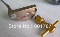 33 inch length brand new Original quality golf putter same as original  left haned del mar  top quality free shipping