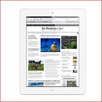 300 Pcs/lot Precise Cut Clear LCD Screen Protector Guard Film Shield For iPad 2 iPad 3 iPad 4