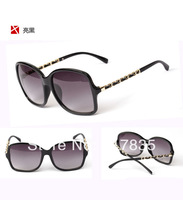 2013 new hot fashion brand women sunglasses star designer sunglasses for women free shipping    red