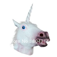 Magical Unicorn Mask Halloween Costume