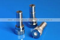 40PCS Slip Lock Mist Nozzle (7-15 bar), SS material, Low-pressure Mist Nozzle, anti-drip, free shipping