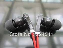 Best Noise Cancelling 3.5mm high quality headphone earphone with mic for iphone 3 iphone 4 4s(China (Mainland))