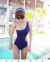 Cheap Female One Piece Swimwears Sexy Women Swimsuits Hot 3 Colors Most Popular Like 2013-2014 Free Shipping