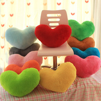 Free Shipping Love cushions home Simple Cushion Hearts Cushion creative heart shaped love sofa pillow