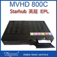10pcs 2013 newest MVHD 800 VI Cable TV Receiver set top box for Singapore fyhd watch youtube youporn freeshipping