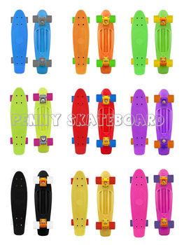 """Free Shipping 22"""" 2013 Penny Skateboard style min new PP skateboards longboard"""
