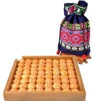 Yunnan Pu'er Tea 250g  Chinese Tea Glutinous Rice Fragrance Ripe Tea Top Grade Puerh Tea of [puer] with Pretty Gift Packing