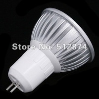 Factory Outlet 12pcs/lot GU5.3 9W Dimmable CREE CE warm/cool white 810LM High Power LED Lamp/spot lighting FREE SHIPPING