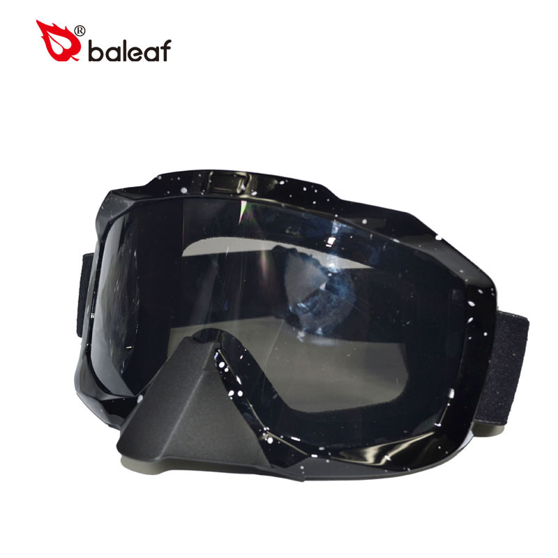 BL-HB-101 / NEW Baleaf Snowboard Skiing ATV Motocross Goggles Single Lens AntiFog UV400 CE