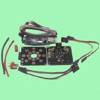 USB Loader USBasp Programmer+KK multicopter Board+Receiver cable +ESC board full