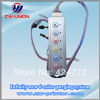 New pressure system 4color 6color for infiniti challengr phaeton Solvetn printer parts