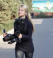 DSLR Rig Movie Kit Shoulder Mount Holder Easy For Shooting Camera / DV 5d mark ii 6d d800 d610