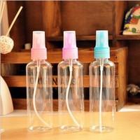 Beauty gadgets dispensing the makeup bottle 100ml plastic spray bottle spray bottle