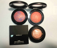 1 pcs/lot New 9colors MINERALIZE blush 3.2g! free shipping !!!