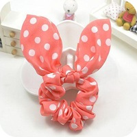 Fashion Hair Accessories Cute Cat Ear Hairband Colorful Chic Bow Headbands For Girls