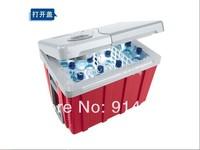 MOBICOOL W40 car refrigerator dual-use portable refrigeration refrigerator 40l car refrigerator cooling box