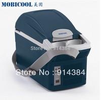MOBICOOL T08 car refrigerator dual mini refrigerator 8l portable heating box