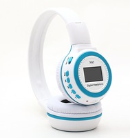 Zealot N85 wireless headphone headset with TF card auriculares mp3 players with  lithium battery