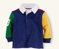 New, retails ,Free Shipping, Boys shirt+pants, boys sports suit, boys clothes set, 1set/lot, 80-130cm