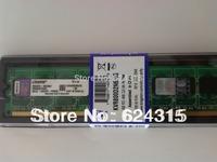 Desktop ddr2 ram 4gb ddr2 800 desktop ram bar pc2-6400 Compatible with Intel and AMD Motherboard