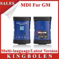 2014 High Quality Multi-language MDI Auto Scanner Multiple Diagnostic Interface MDI Car diagnostic tool Free Shipping