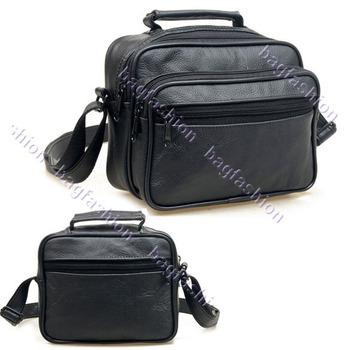 travel bags for men Tote Messenger Bag man business leather shoulder handbag 9890