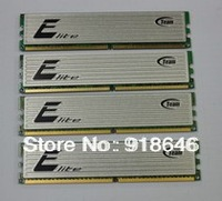 Free shipping Original Team Elite  1GB/2GB/4GB  DDR2 800MHz Desktop Memory Ram/ 240PIN /PC2 6400 /single-strip  High Quality